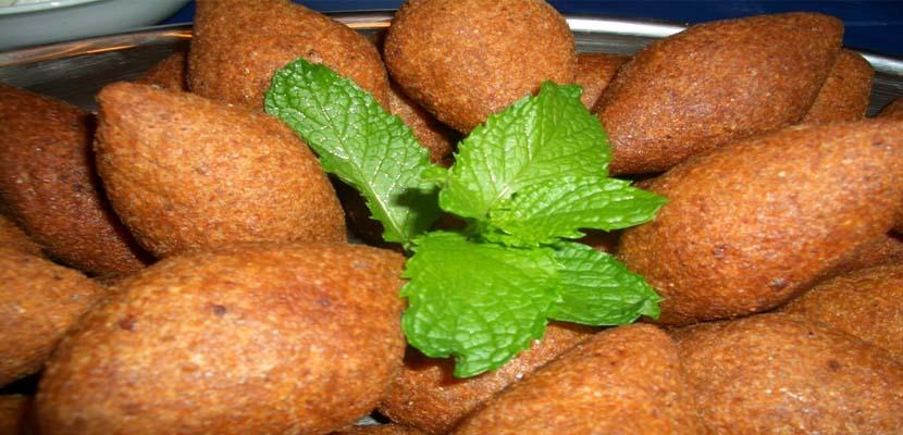 Kibbeh gastronomía árabe