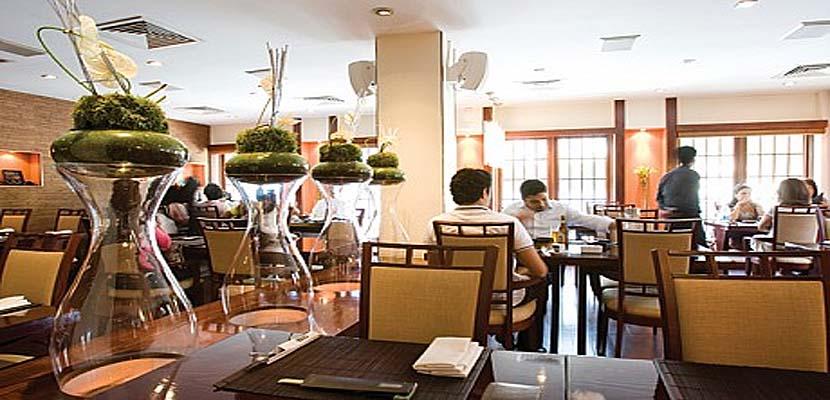 Restaurante Mirai en Adliya