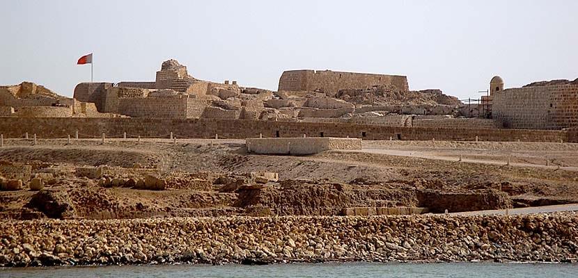 Ruinas y fuerte de Qalâat Al Bahréin