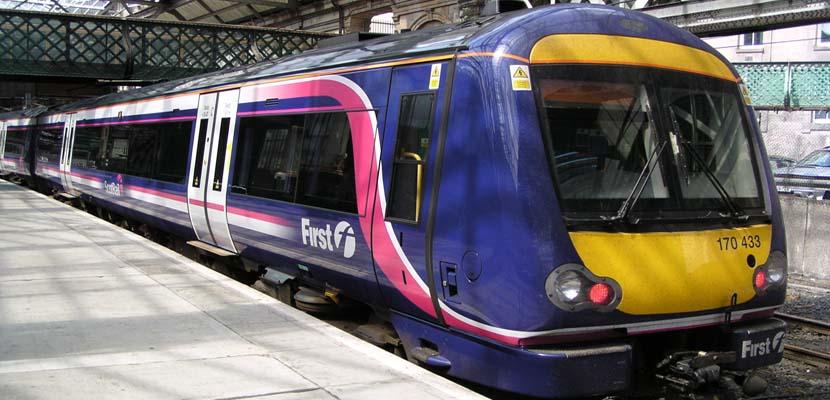 Transporte público en Aberdeen