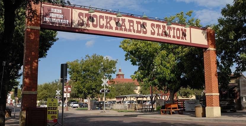 Stockyards Station en Dallas