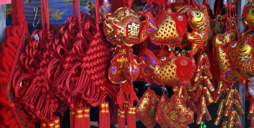 Regalos típicos de China