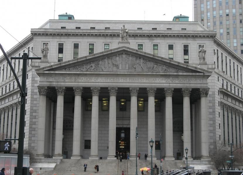 Palacio de Justicia de Nueva York