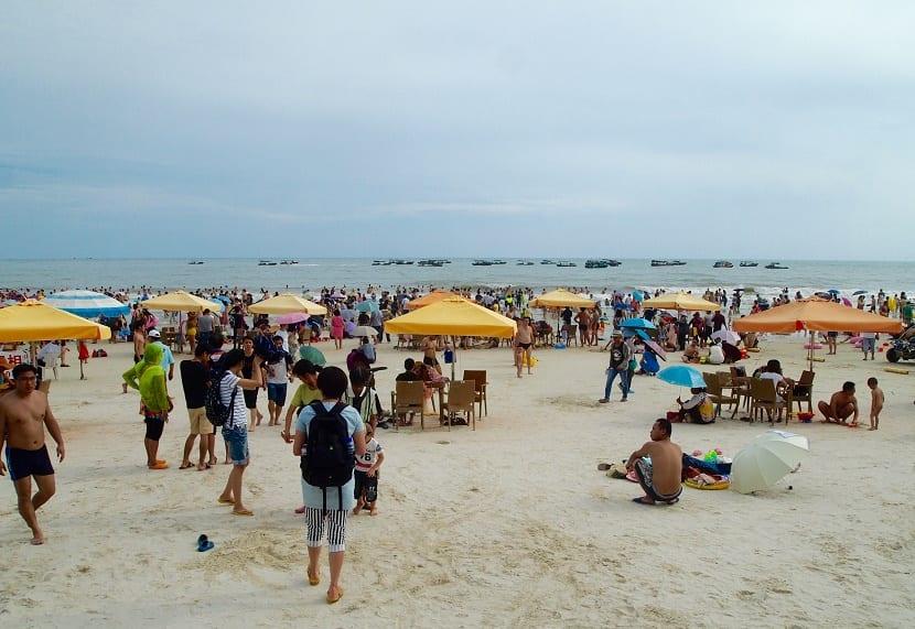 Playa Guangxi