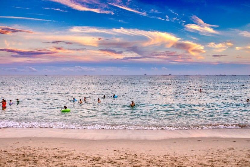 Mejores playas de china
