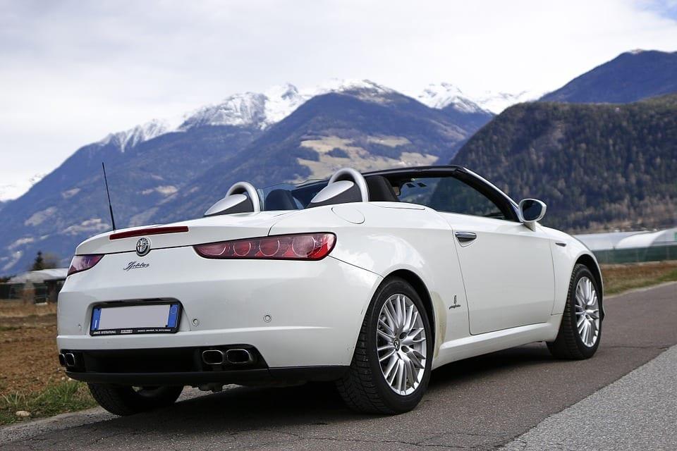 Alfa Romeo de alquiler