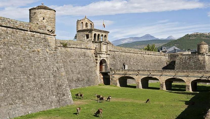 Jaca Huesca Aragón Ciudadela