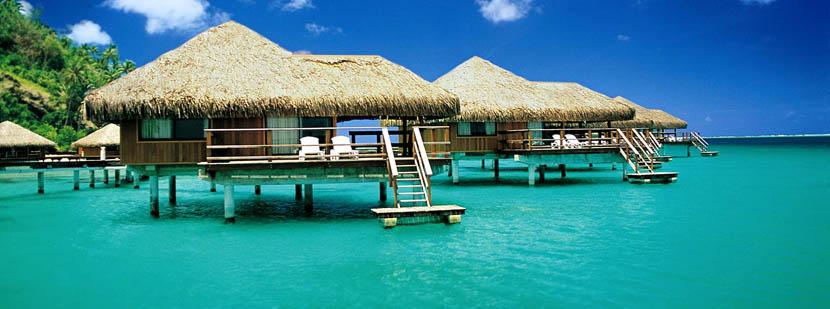 Te Tiare Resort Escondite En La Polinesia