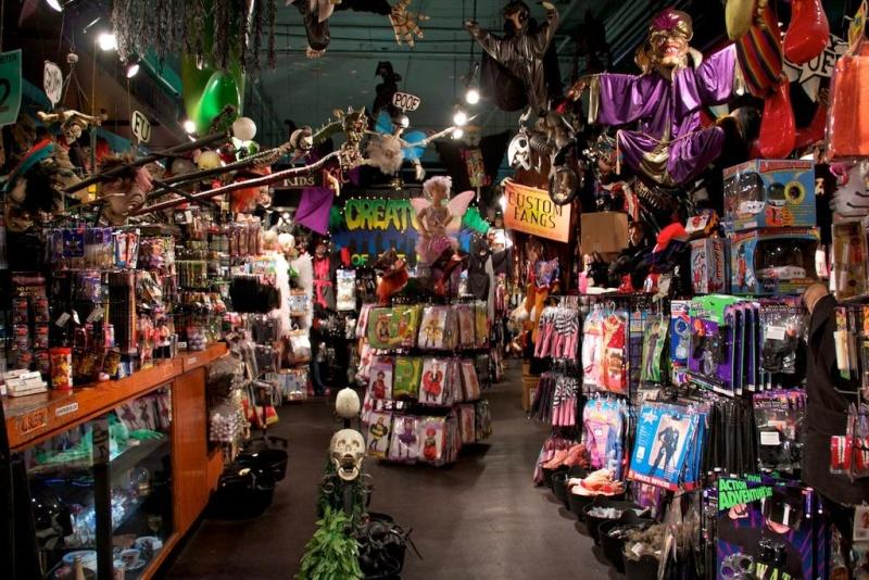 tiendas de disfraces