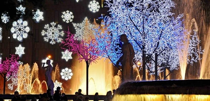 Navidad en Barcelona