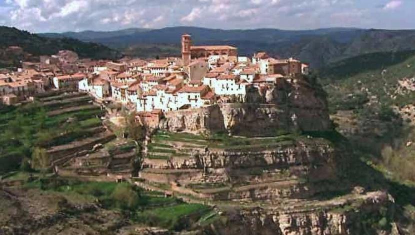 Cantavieja Teruel Aragón