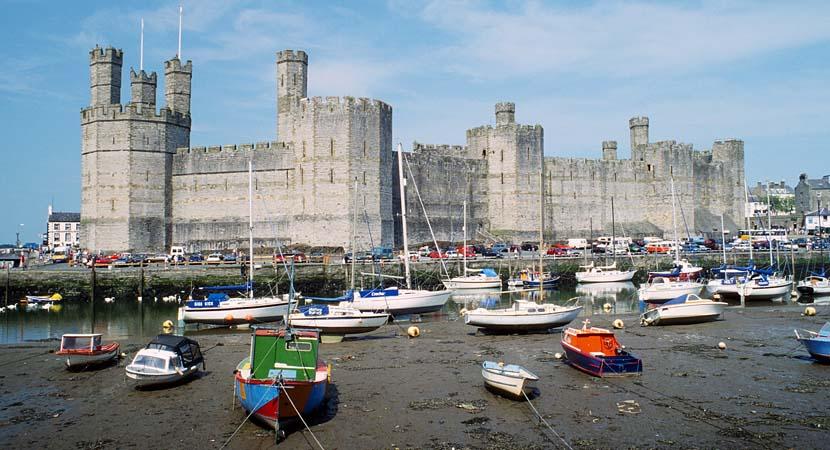 Castillo de Caernafon