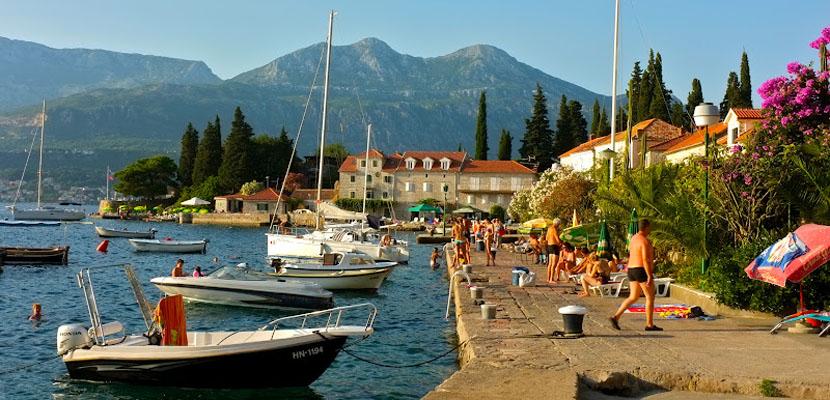 playa-de-Rose-en-montenegro