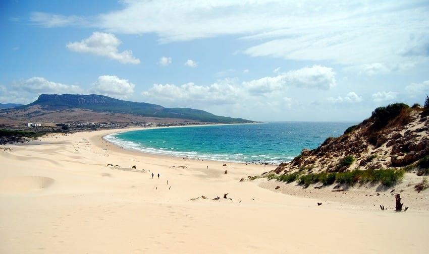 Playas naturistas en Andalucía, las más visitadas