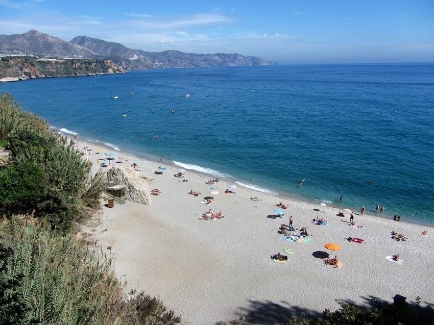 Playa Naturista en andalucía