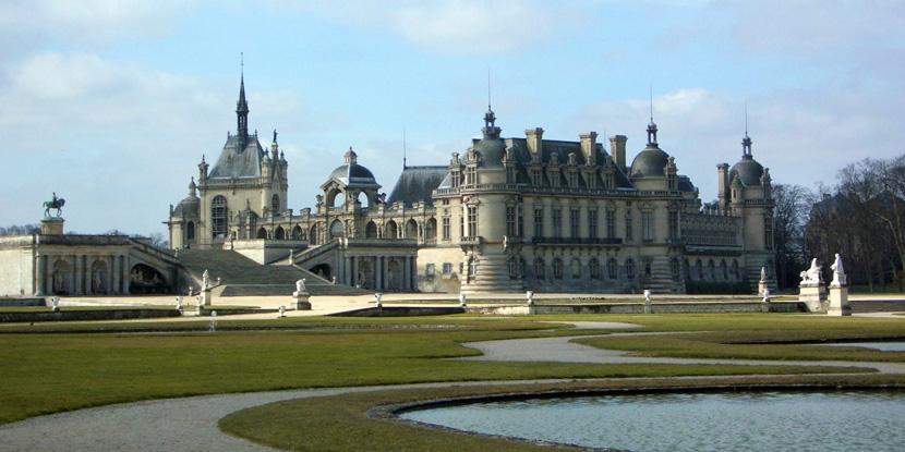 castillo-de-chantilly