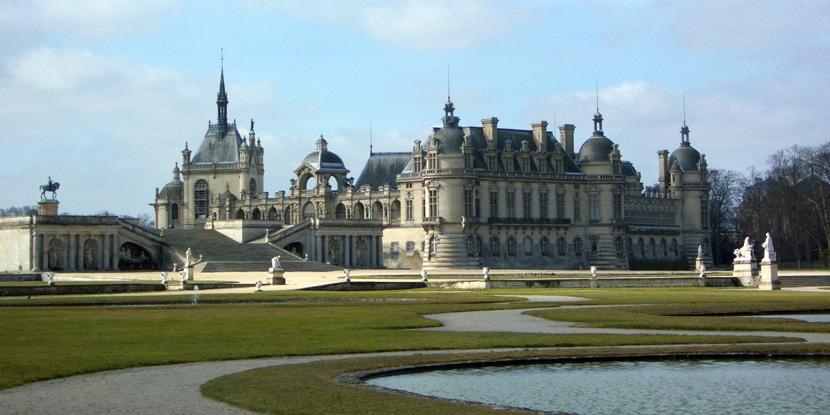 castillo-de-chantilly