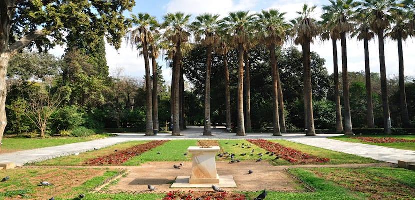 Jardín Nacional Atenas