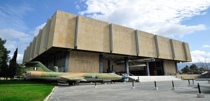 museo de la guerra atenas