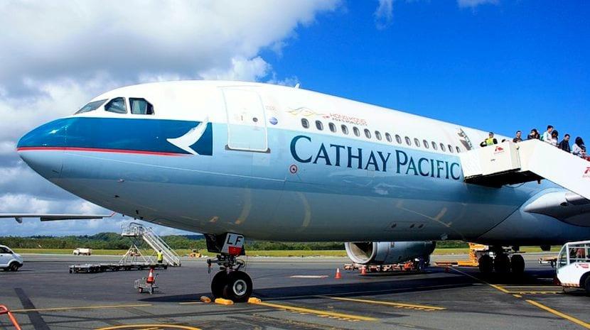 Cathay Madrid Hong Kong