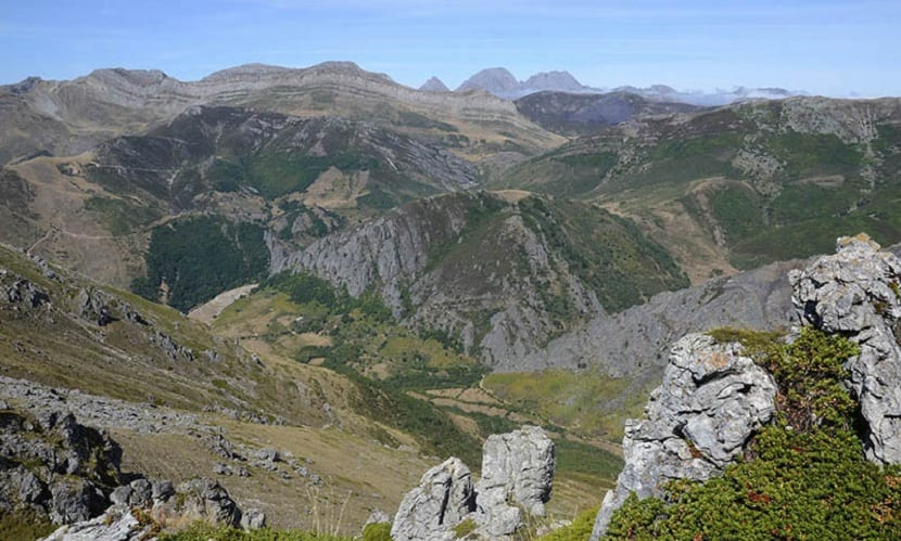 Ebro - Cordillera Cantábrica