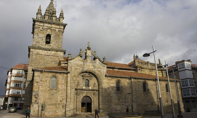 Ebro - Iglesia San Sebastián Reinosa