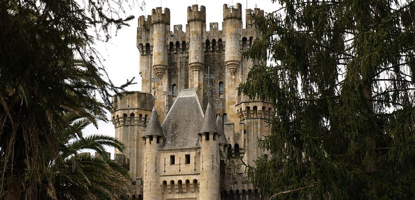 Castillos bellos España