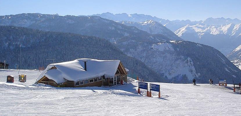 Estación esquí España Baqueira Beret