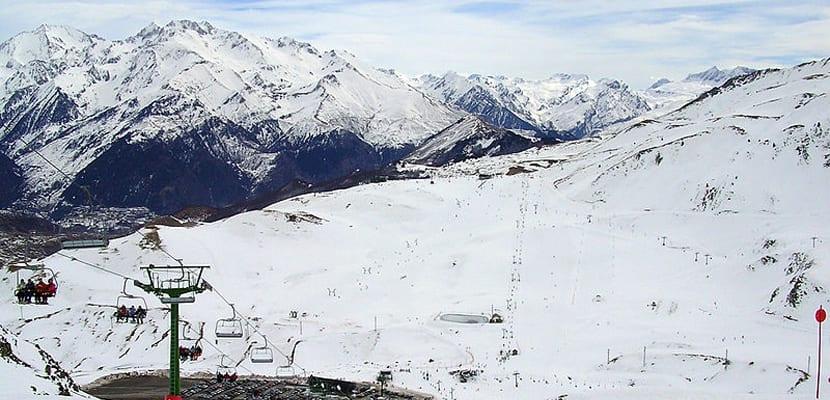 Estación esquí Formigal