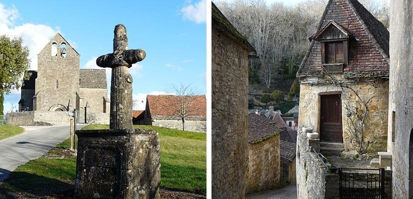 Pueblos medievales en francia