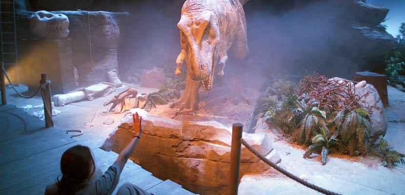 Dinopolis T-Rex
