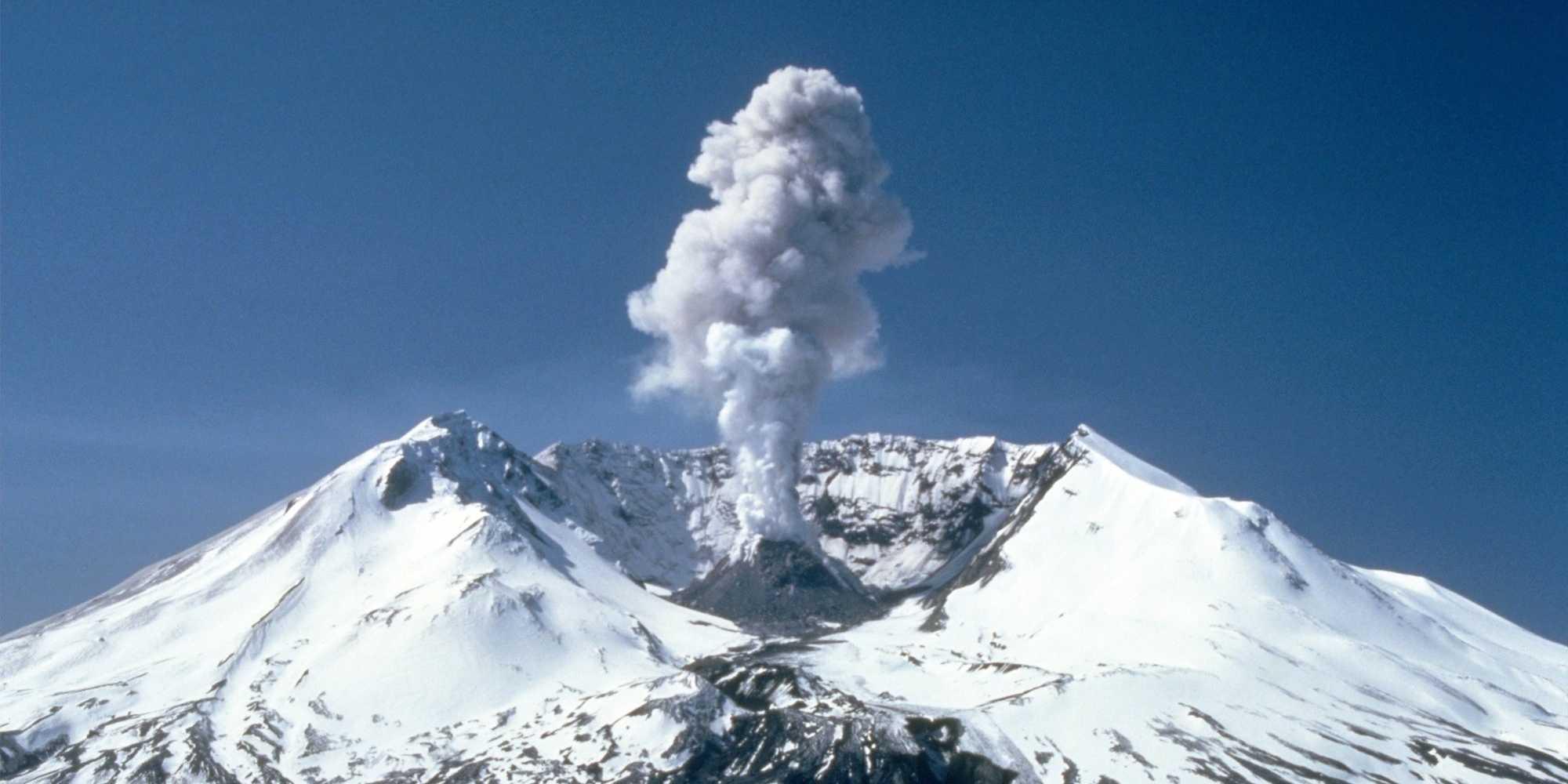 Volcán de América del Norte