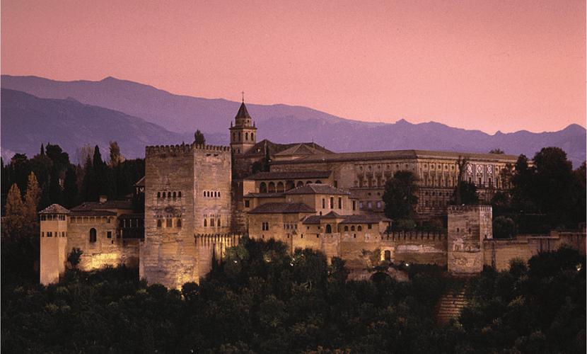 11 lugares La Alhambra