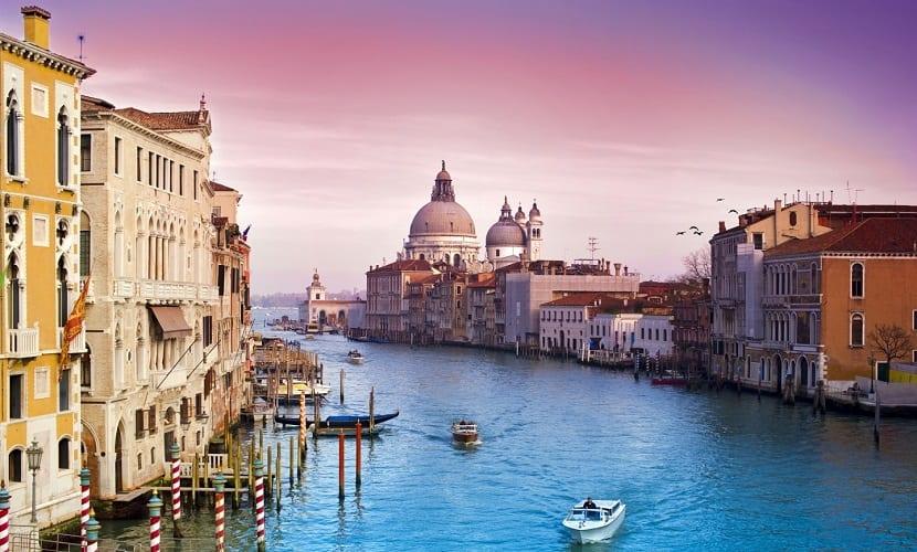 11 lugares Venecia