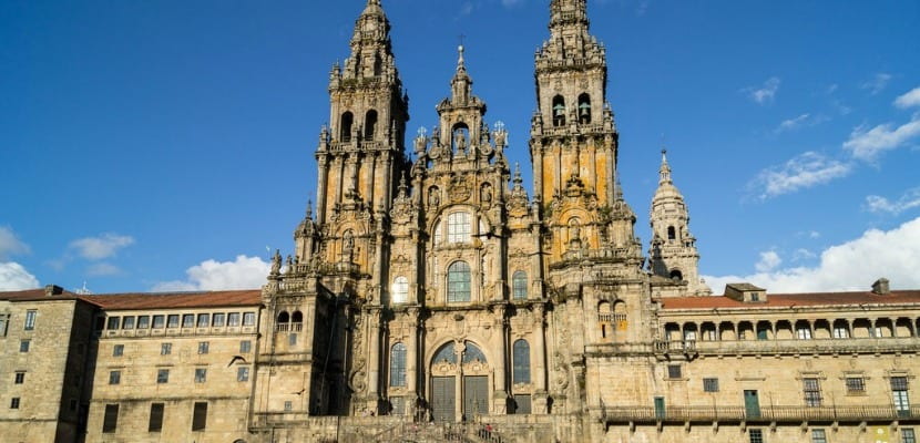 Santiago Compostela Catedral