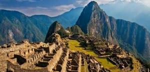 Machu Picchu Perú