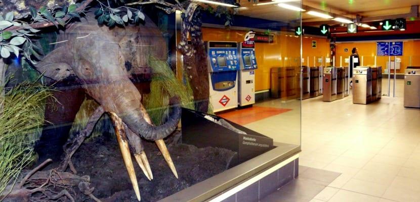 Estación Carpetana Metro de Madrid