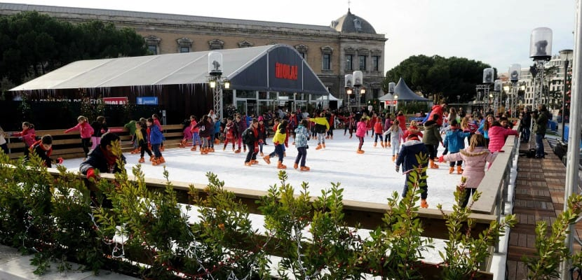 Pista de patinaje Colón