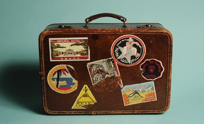 Viajar más - Haz las maletas