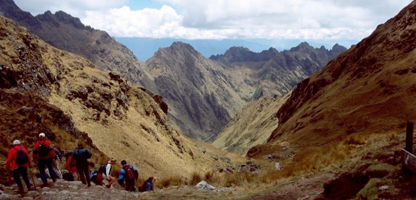 Vistas Camino Inca
