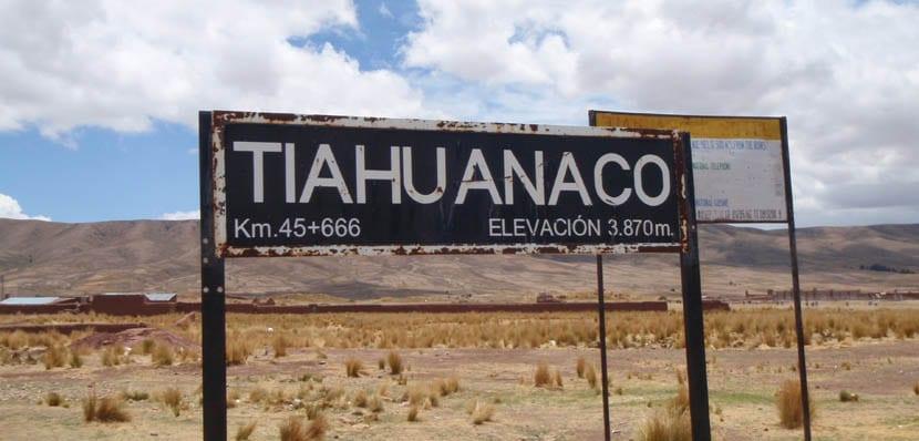 Como ir a Tiwanaku