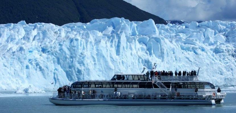 Cruceros por el Perito Moreno
