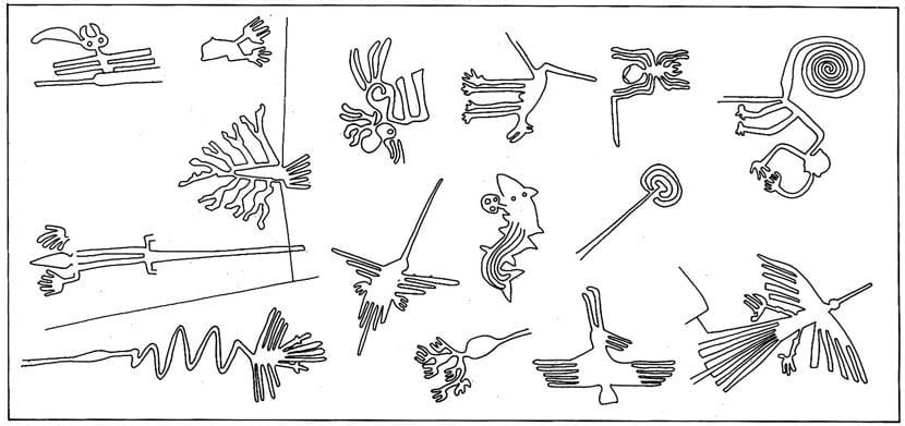 Dibujos de Nazca