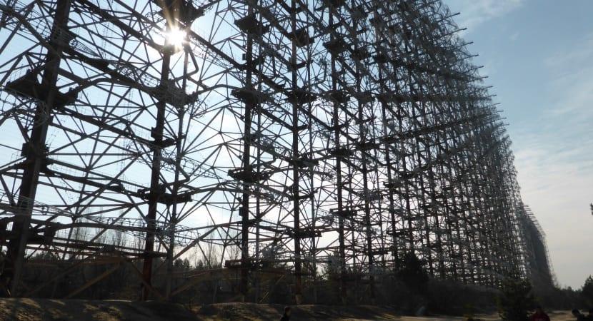 Duga3 de Chernóbil