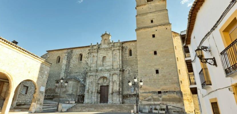 Iglesia Nuestra Señora de la Asunción Buendía