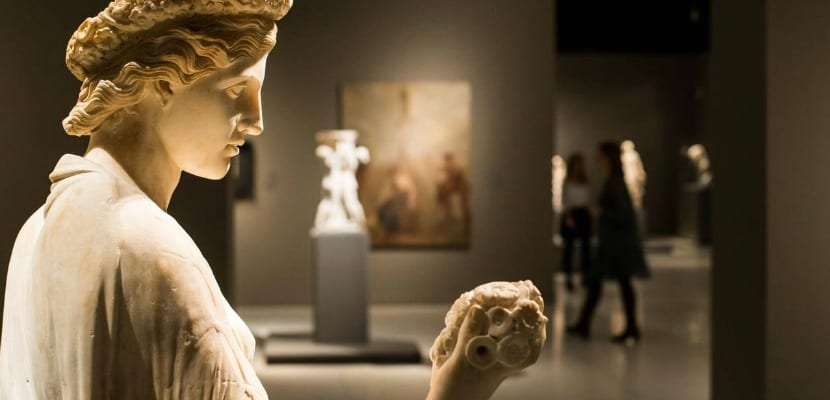 Mujeres en Roma Caixaforum