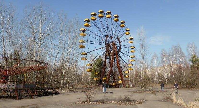 noria de Chernóbil