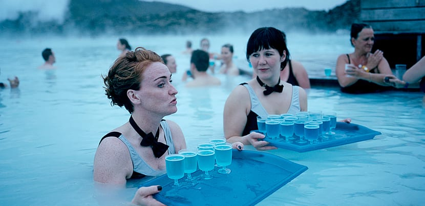 Servicios en Blue Lagoon