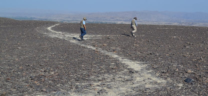 Suelo de Nazca