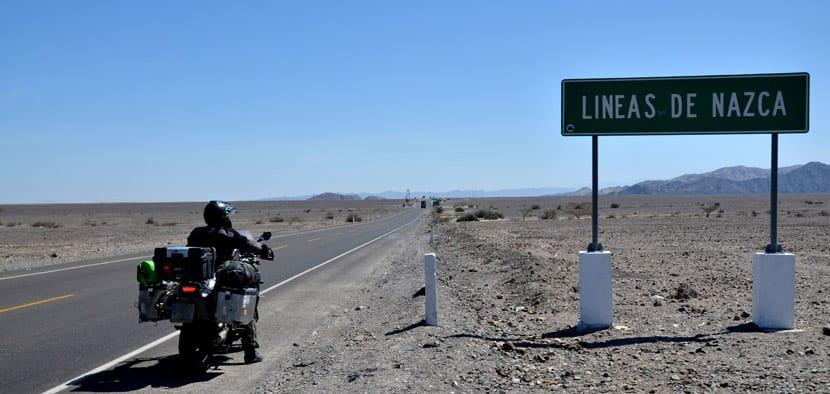 Visitar Nazca